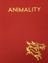 Animality – Cover