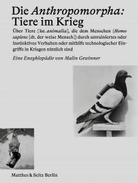 Die Anthropomorpha: Tiere im Krieg – Cover