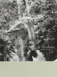 Dromaius-鳥 – Cover