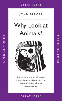Why Look At Animals – Cover